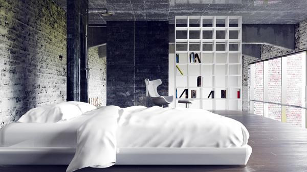 Loft by digital artist Juraj Talcik