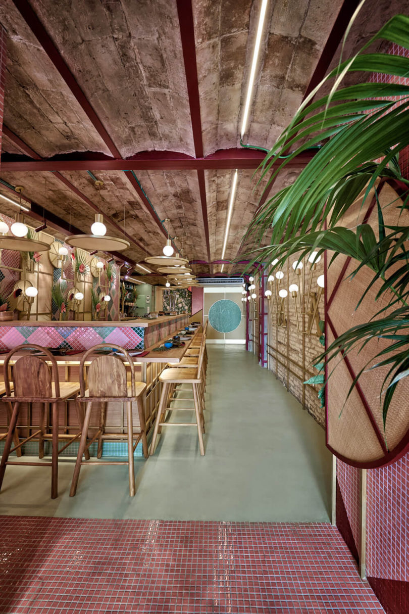 Kaikaya Is The First Tropical Sushi Restaurant Opens In Valencia Online Home Design Blog