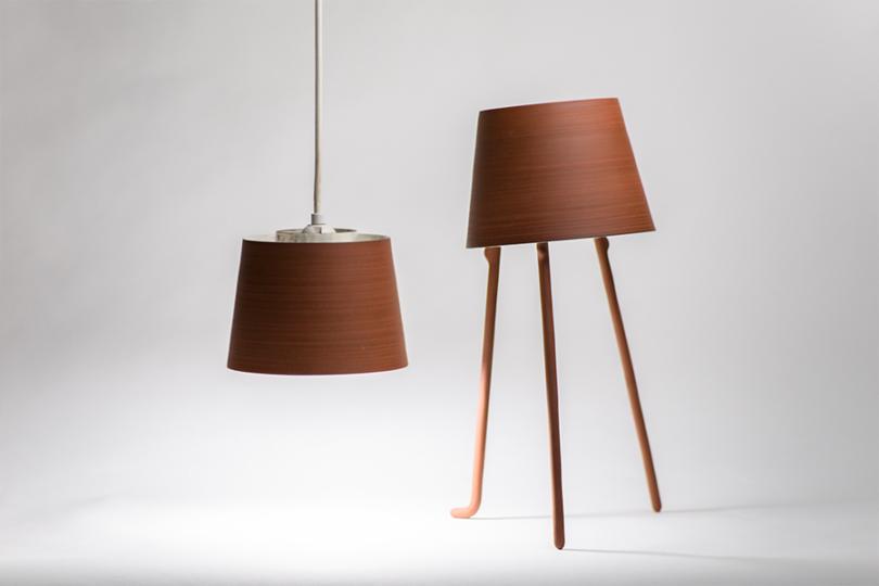 Léa  Nicolas's ceramics lamps