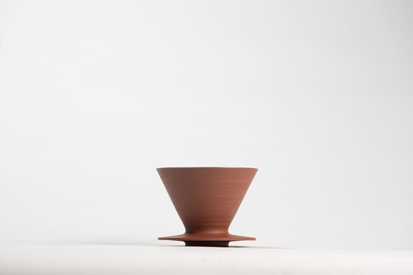Léa  Nicolas's ceramics coffee dripper