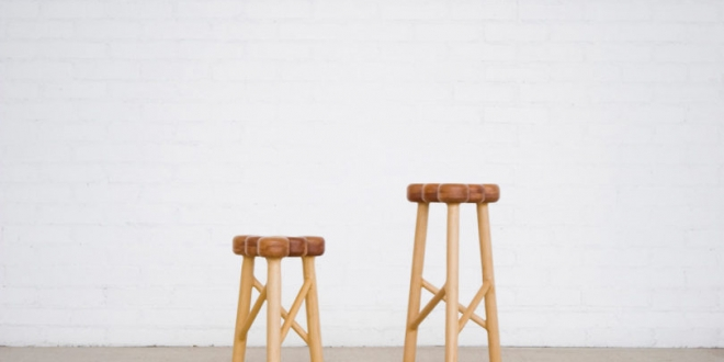 an apple inspired stool by takaaki kamei online home design blog rh onlinehomedesignblog com