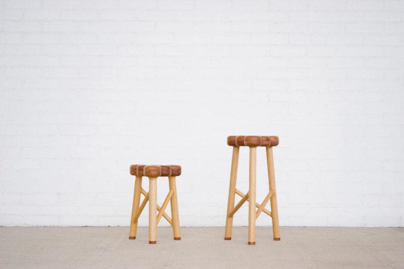 an apple inspired stool by takaaki kamei online home design blog rh onlinehomedesignblog com