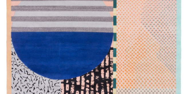 Colorful Patterned Rugs By Alex Proba For Cc Tapis Online Home