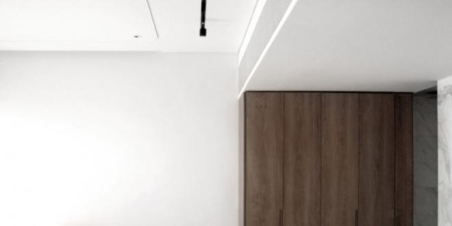 Unfolding Canvas Minimalist Apartment By OFGA Online Home Design Blog Custom Apartment Design Online Minimalist