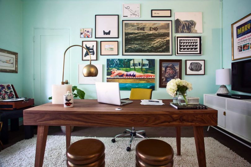 11 Modern Home Offices That Will Make You Want to Get Sh#t Done