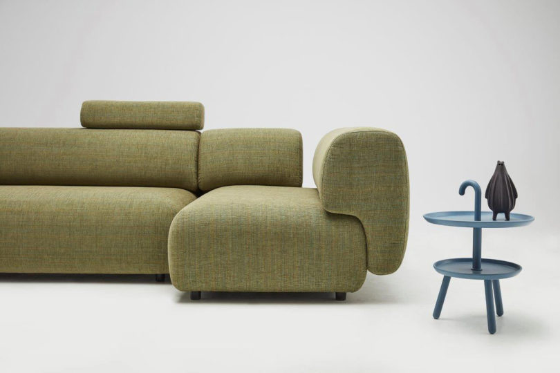 A Modular Sofa System Inspired By Tiny